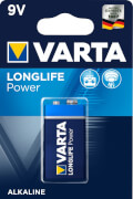 9V Block Varta High Energy