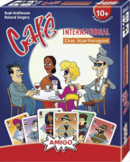 AMIGO 01920 Café International Kartenspiel
