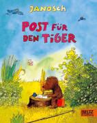 Post für den Tiger Ab 3 Jahren.