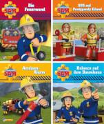 Nelson Mini-Bücher: Feuerwehrmann Sam 9-12
