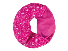 Kinderloop Herzchen pink 120 x 20 cm